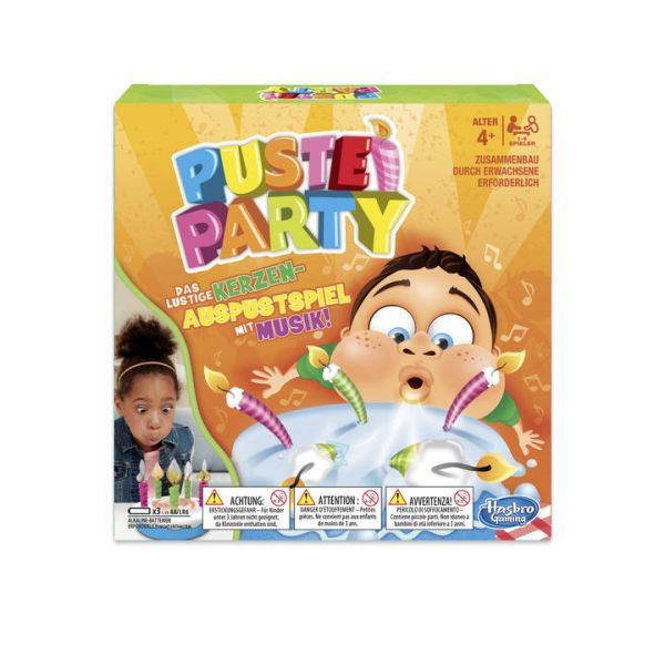 Hasbro Gaming - Puste Party