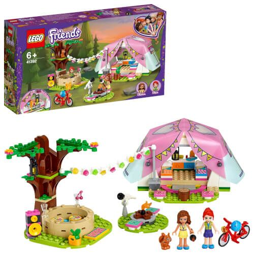 LEGO® Friends - Camping in Heartlake City