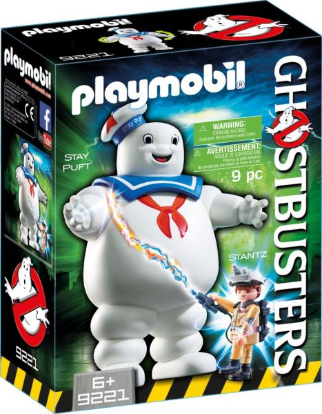 PLAYMOBIL® Ghostbusters - Stay Puft Marshmallow Man