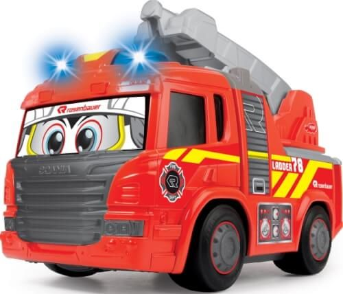Dickie Toys - Happy Fire Truck