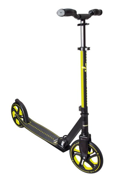 Authentic Muuwmi - Alu Scooter Pro 215 mm, Lime