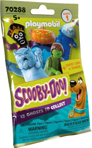 PLAYMOBIL® SCOOBY-DOO! - Mystery Figures (Serie 1)