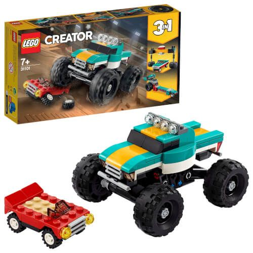 LEGO® Creator 3 in 1 - Monster-Truck