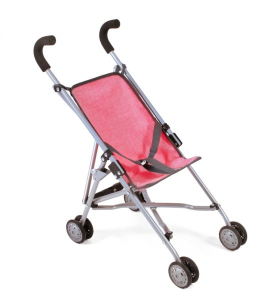 Chic 2000 - Mini Buggy Roma in anthrazit-pink