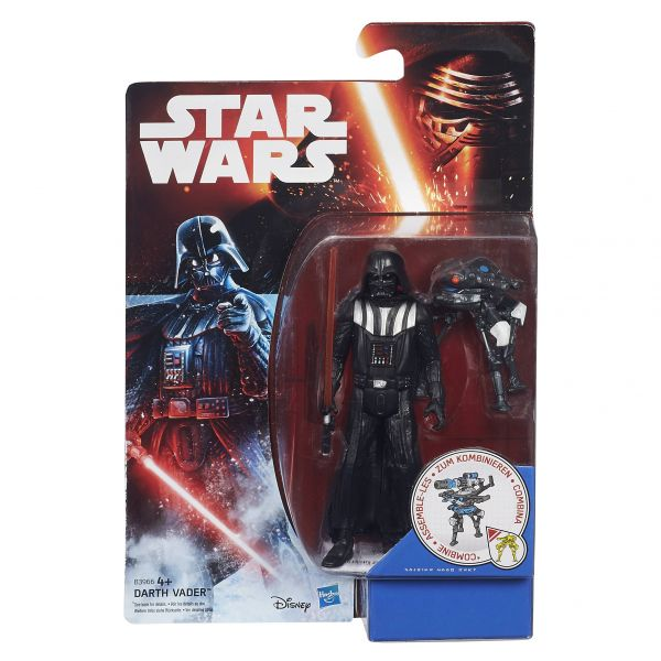 Hasbro Star Wars - E7 Movie Basisfiguren