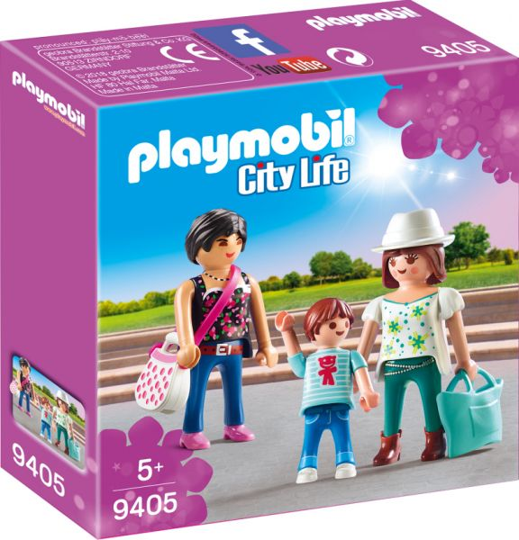 PLAYMOBIL® City Life - Shopping Girls