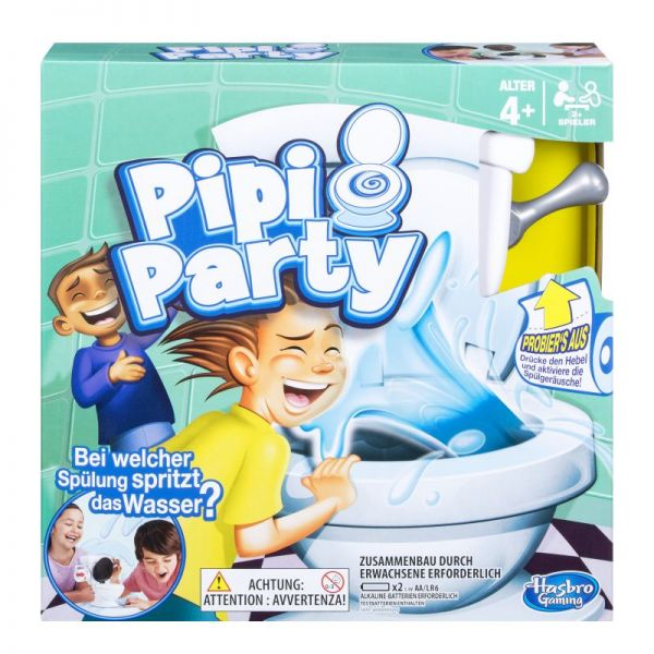 Hasbro Gaming - Pipi Party