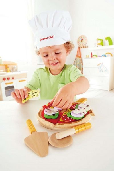 Hape - Pizza-Set 31tlg.