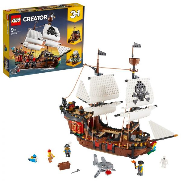 LEGO® Creator 3 in 1 - Piratenschiff