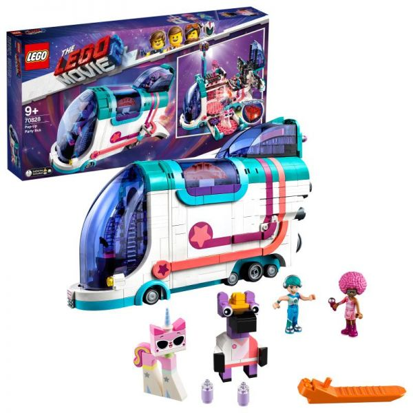 LEGO® The LEGO Movie 2 - Pop-Up-Party-Bus