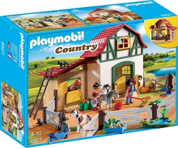 PLAYMOBIL® Country - Ponyhof