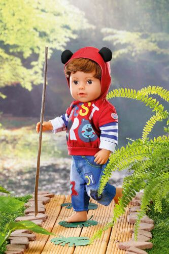 BABY born® - Brother Outfit, 43 cm