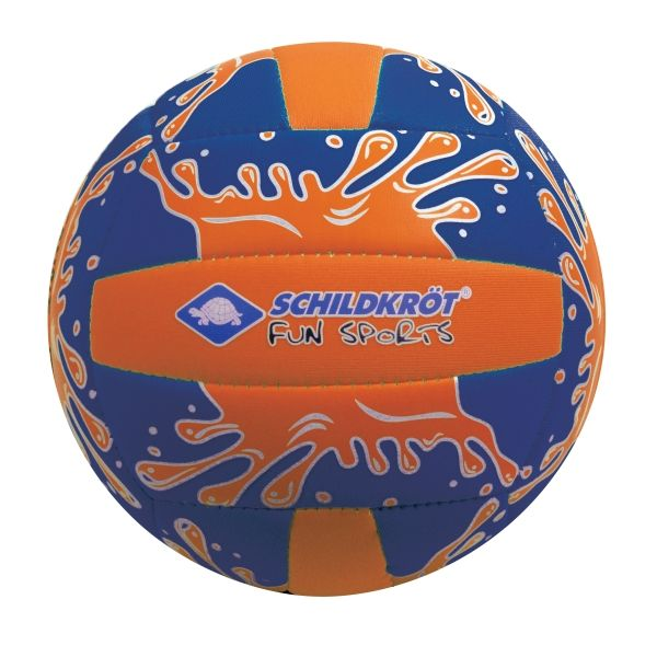 Schildröt® FunSports - Neopren Mini-Beachvolleyball G2, bl/o