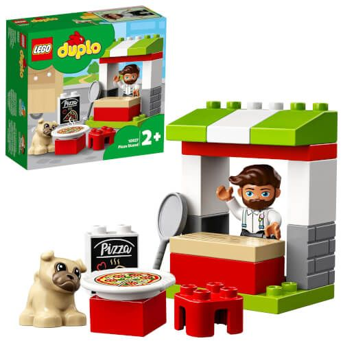 LEGO® DUPLO® Town - Pizza-Stand