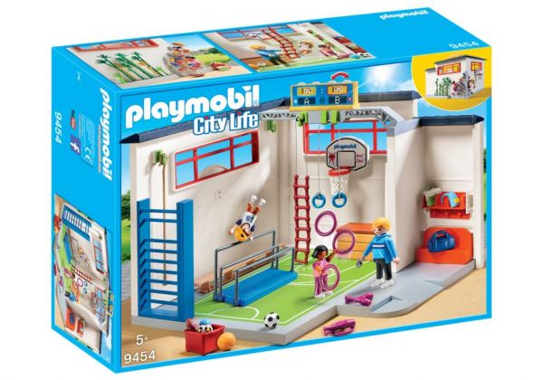 PLAYMOBIL® City Life - Turnhalle