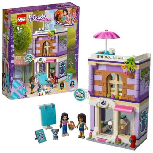 LEGO® Friends - Emmas Künstlerstudio