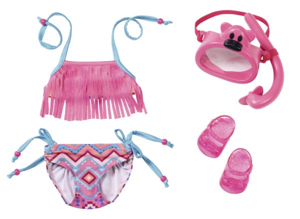 BABY born® Play&Fun - Deluxe Schwimm Set