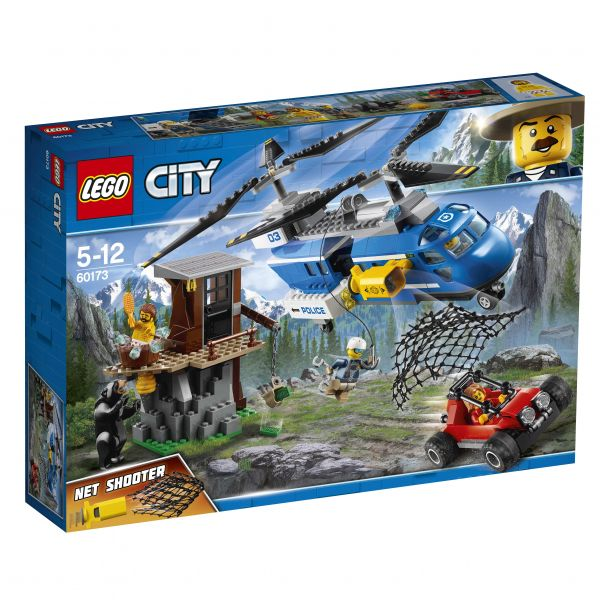 LEGO® City - Festnahme in den Bergen