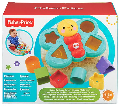 Fisher-Price® - Sortierspaß-Schmetterling