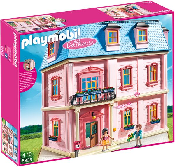 PLAYMOBIL® Dollhouse - Romantisches Puppenhaus