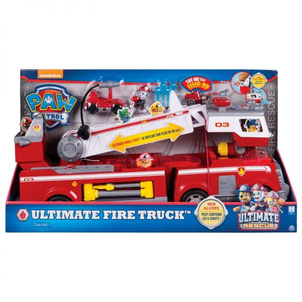 Spin Master Paw Patrol - Ultimate Rescue Fire Truck