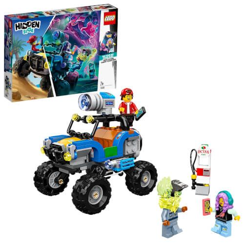 LEGO® Hidden Side™ - Jacks Strandbuggy