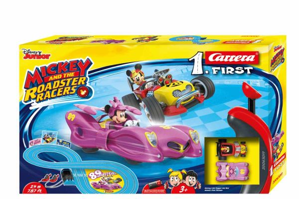 Carrera® First - Mickey and the Roadster Racers - Minnie