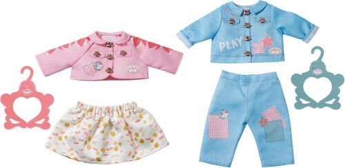 BABY Annabell® - Outfit Boy & Girl, 43 cm