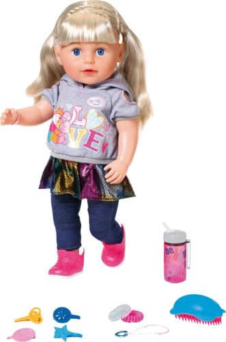 BABY born® - Soft Touch Sister blond 43 cm