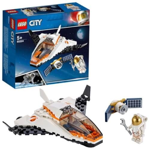 LEGO® City - Satelliten-Wartungsmission