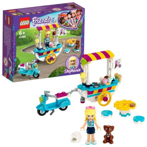 LEGO® Friends - Stephanies Mobiler Eiswagen