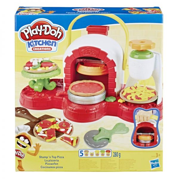 Play-Doh - Pizzaofen