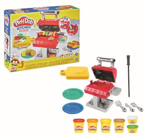 Play-Doh - Grillstation
