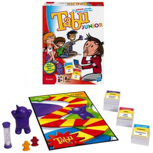 Tabu Spiel Junior