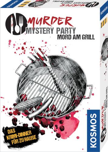 Kosmos Spiele - Murder Mystery Party: Mord am Grill