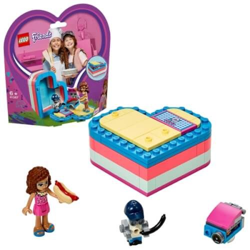 LEGO® Friends - Olivias sommerliche Herzbox