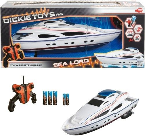 Dickie Toys - RC Boot Sea Lord, RTR 34 cm 1:48