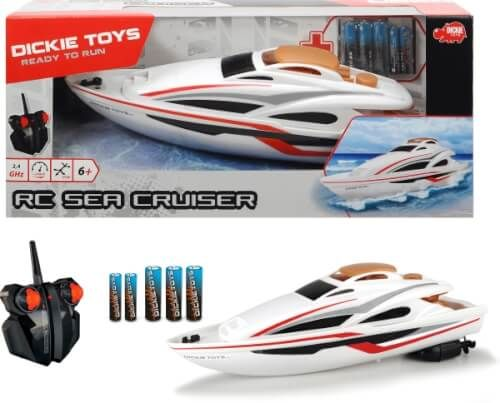 Dickie Toys RC - Sea Cruiser, RTR