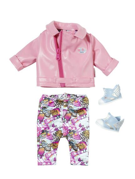 BABY born® - Deluxe Scooter Outfit 43cm