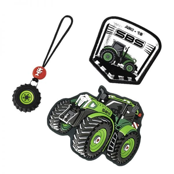 """Step by Step - MAGIC MAGS """"Green Tractor"""""""