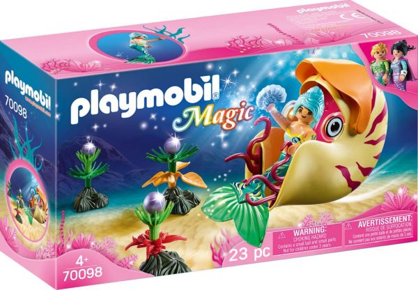 PLAYMOBIL® Magic - Nautilus Gondel