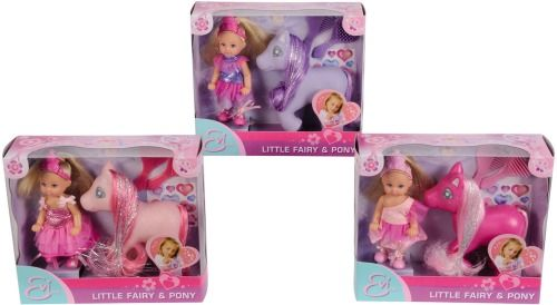 Evi Love - Little Fairy & Pony, sortiert